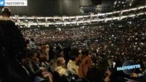 ICHABA Performs at Davido Concert O2 Arena London